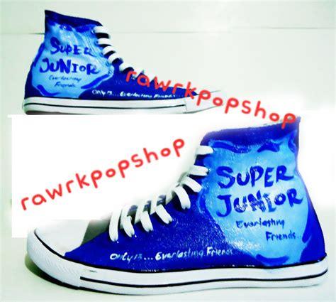 Sepatu Exo 2 stephelvcwz korean sepatu chibi kpop murah