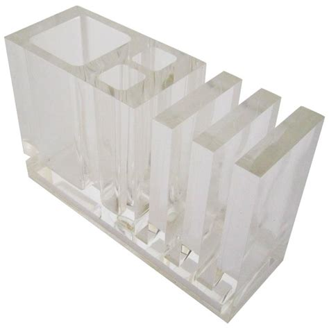 lucite desk accessories lucite desk accessories acrylic desk accessories library