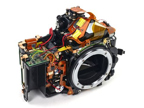 nikon d600 dslr surprisingly high tech what a dslr looks like on the