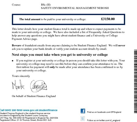 Student Finance Letter Explained Part Time Student Finance A Bit Confused The Student Room