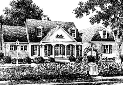 southern living architects meadowlark john tee architect print southern living