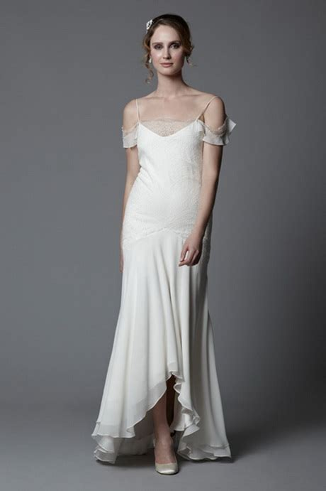 Vintage Wedding Dress Company 1920s Style Bridal Gown
