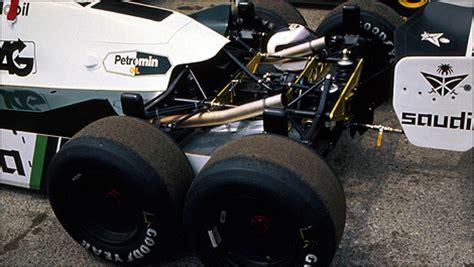 weird  wheel formula  cars