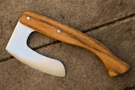kitchen axe knife something different bearded kitchen axe axes hatchets