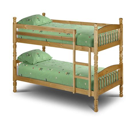 Mini Bunk Beds Julian Bowen Lincoln Small Single Bunk Bed Bedframeshop