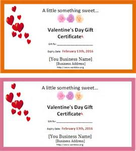 editable gift certificate template s day gift certificate editable ms word template