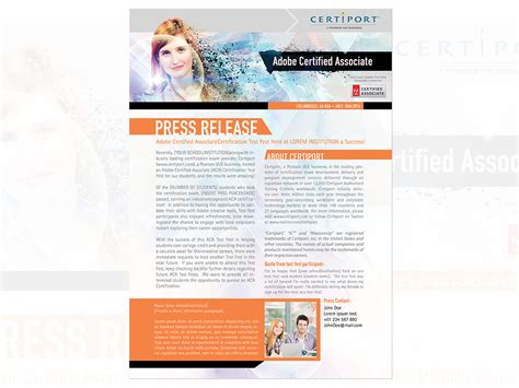 press release template australia modern graphic design for new biz basics by denuj