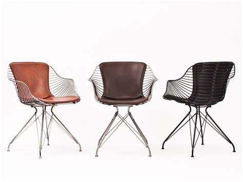 wire dining chairs wire dining chair by overgaard dyrman hub furniture