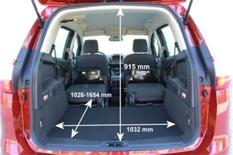 Ford Grand C Max Abmessungen by Adac Auto Test Ford Grand C Max 1 5 Tdci Start Stopp Titanium