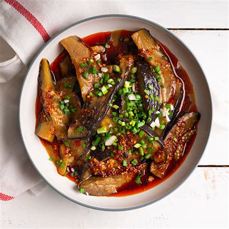 spicy miso braised eggplant marions kitchen