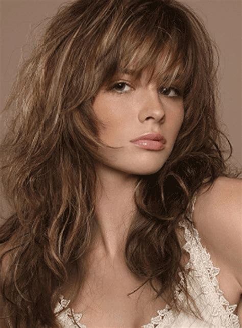 long shag haircuts for round faces long pixie haircut with layers fashion trends styles for