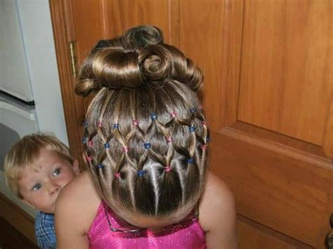 4 year old hairstyles for girls easy creative hairstyles for little girls