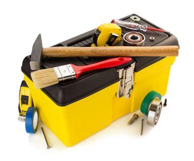 cassetta degli attrezzi cassetta degli attrezzi per piccoli lavori domestici