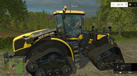 mod game farming simulator new holland t9 565 smarttrax tractor v1 0 for ls15 mod