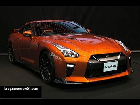 year nissan gtr nissan gt r 2017 model year orange