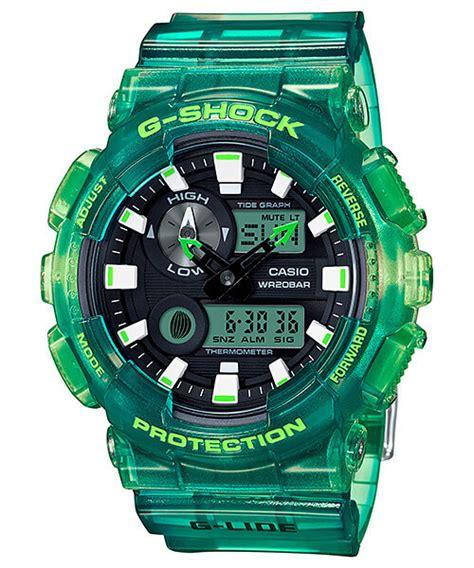 G Shock Ori Gax 100msa 2a g shock g lide gax 100msa and gax 100msb hawaii series g central g shock