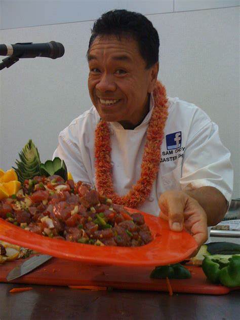 sam choy s aloha cuisine island cooking at its best books choy learn it all but your