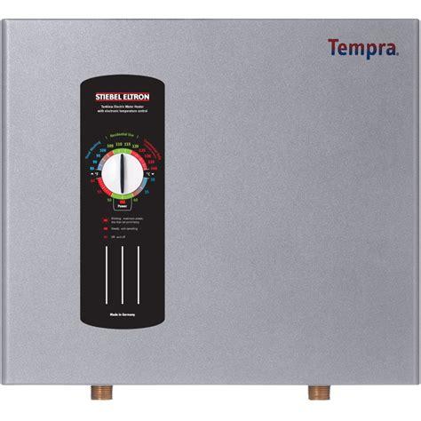 Water Heater Stiebel Eltron stiebel eltron stiebel eltron tempra 36 36 0 kw whole home