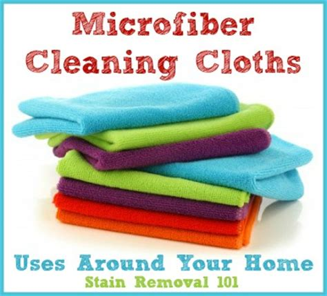 what can you use to clean a microfiber couch microfiber cleaning cloth uses around your home