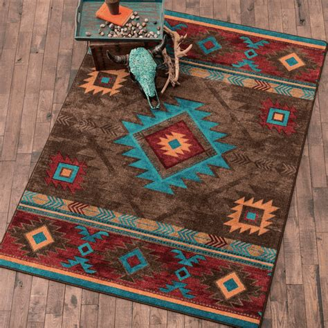 3 x 4 rugs southwest rugs 3 x 4 whiskey river turquoise rug lone western decor