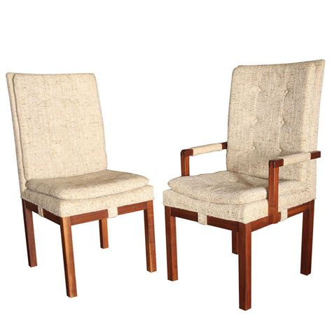 century dining room furniture set of 6 mid century dining room chairs for sale at 1stdibs
