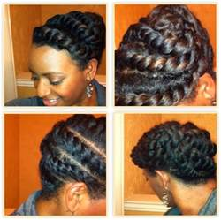 flat twist updo hairstyles pictures a 15 minute flat twists updo for textured hair