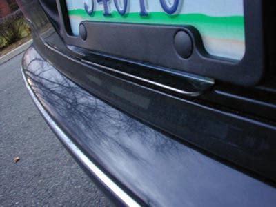 lip shaped license plate frame www 540i6 trunk handle
