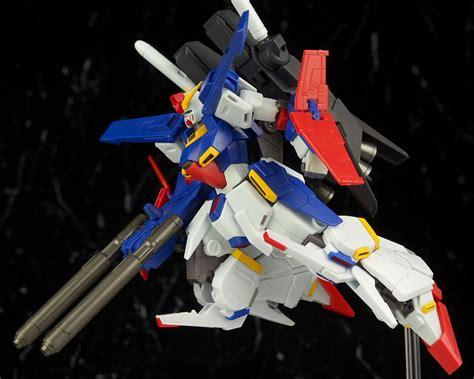 Bandai Gundam Figures Robot Damashii Enhanced Zz Murah Robot魂 強化型 Zz Gundam Photoreview No 35 Hi Res Images