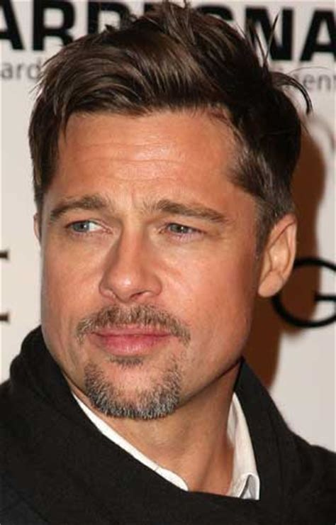 brad pitt inglorious bastard haircut brad pitt says the days of actors getting multi million