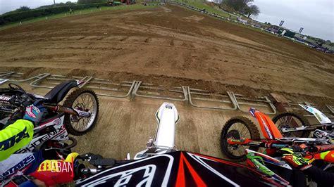go pro motocross go pro helmet lyng motocross track