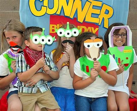 Patriotism Patriotism Everywhere Buzz And Woody Meme - toy story birthday party ideas photo 3 of 4 catch my party