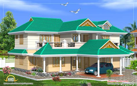 kerala home design duplex duplex house design 2700 sq ft kerala home design