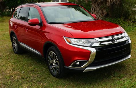 mitsubishi outlander sport 2016 red mitsubishi crossover 2017 new car release date and