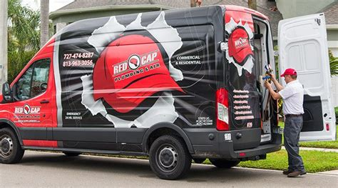 AC Service & Tune Up Tampa & Brandon, FL   Red Cap Plumbing & Air