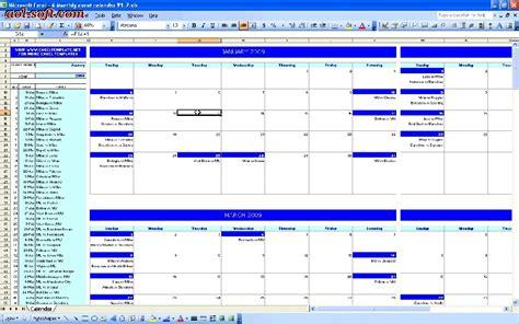 free excel calendar template calendar template excel