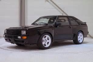 Wheelbase Audi Quattro For Sale A Pristine Audi Sport Quattro Swb Is Up For Sale