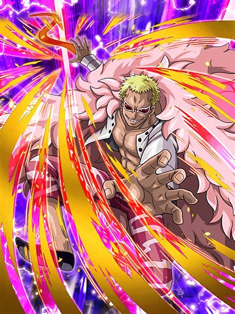 Dragon Ball Z Dokkan Battle Account Giveaway - donquixote pirates doflamingo dragon ball z dokkan battle wikia fandom powered by