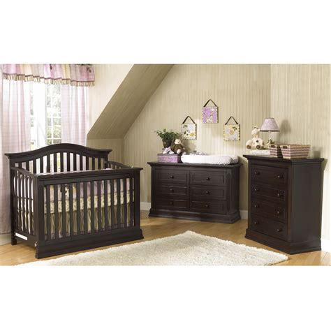 Burlington Coat Factory Baby Cribs Dakota Collection Espresso