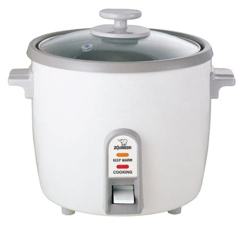 amazon zojirushi amazon com zojirushi nhs 06 3 cup uncooked rice cooker