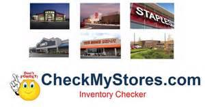 Inventory Checker by Store Inventory Checker Tools Walmart Target Cvs And More
