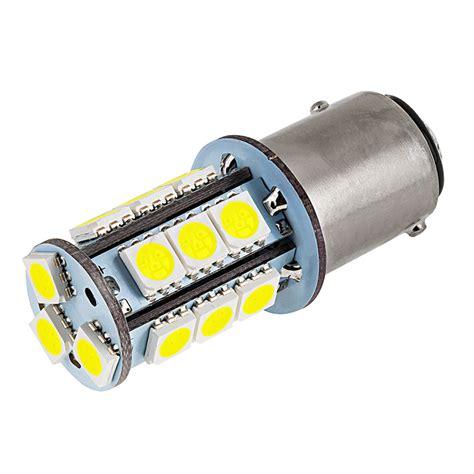 1157 Led Bulb Dual Function 18 Smd Led Tower Bay15d Led Cer Light Bulbs