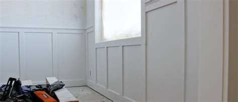 Affordable Wainscoting How To Install Wainscoting Interior Home X Apps