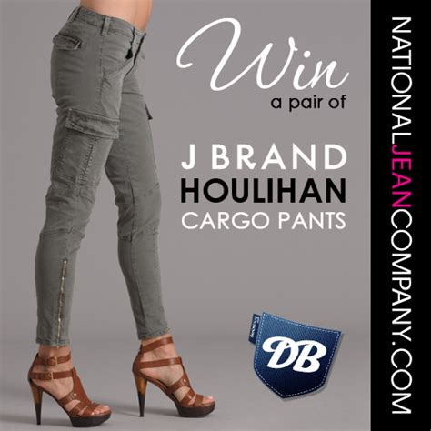 Win A Pair Of J Brand by Closed Win A Free Pair Of J Brand Houlihan Cargo
