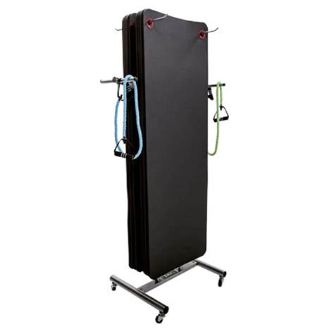 tag g8013 mobile mat accessory rack energ wellness