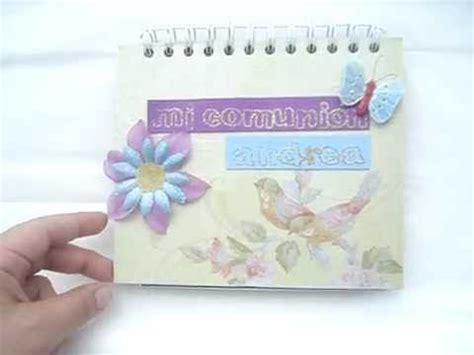libro tu plan enforma c 243 mo hacer un lindo libro de recuerdos youtube
