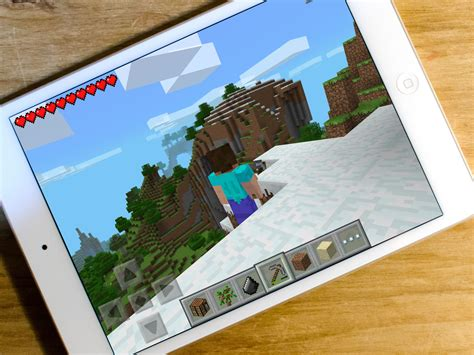 play full version of minecraft on ipad minecraft pocket edition top 10 tips hints and cheats