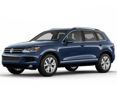 volkswagen touareg blue 2014 volkswagen touareg x special edition arriving here