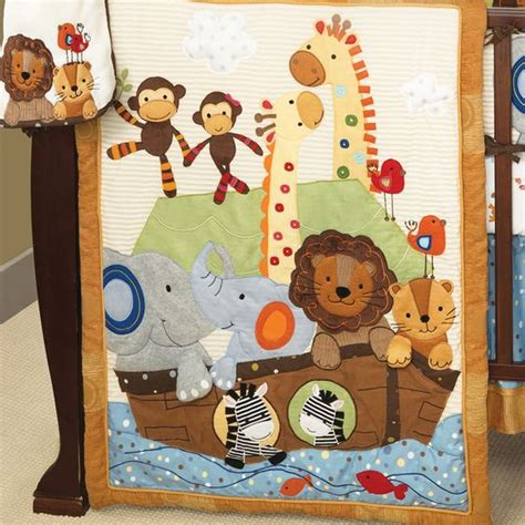 noah s ark baby bedding noah ark baby bedding and crib bedding on pinterest