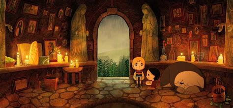 film fantasy shrine song of the sea 2014 decent films