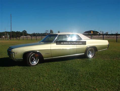 1969 buick wildcat custom 7 0l